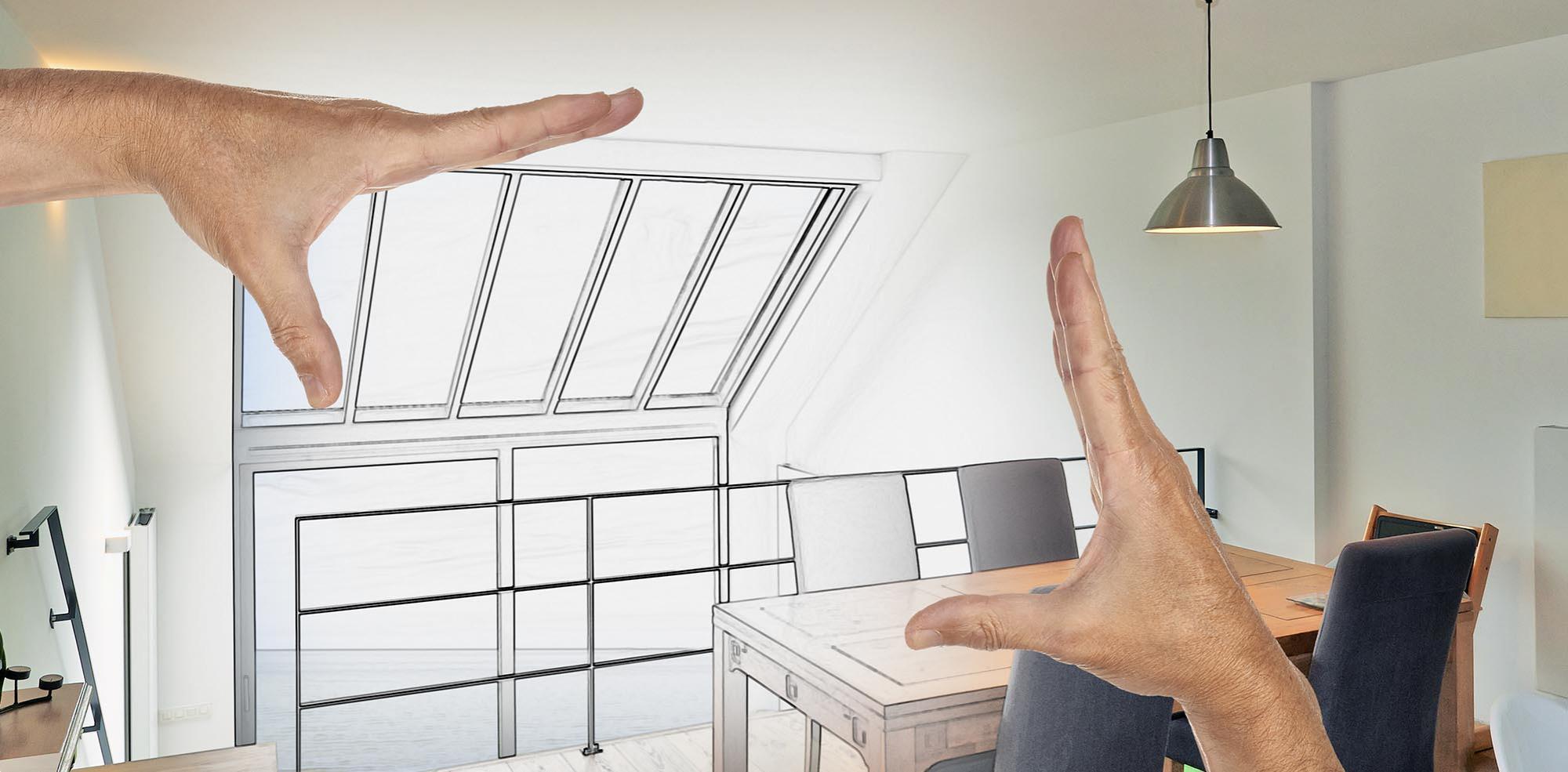 Comment Peindre Des Fenetres En Bois quelle solution pour la pose de vos fenêtres en rénovation