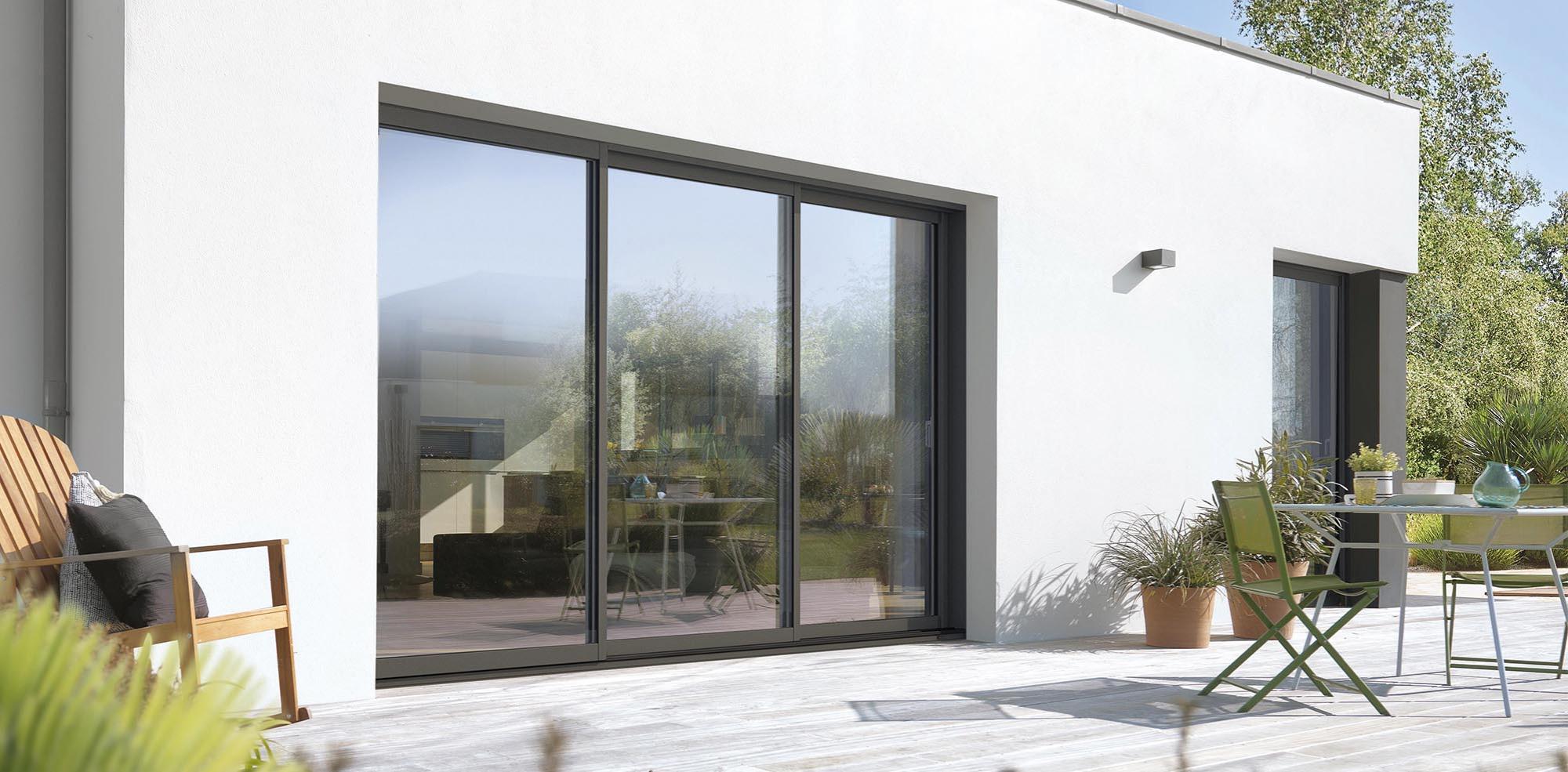 Couleur Façade Maison Ancienne des fenêtres contemporaines, anciennes ou traditionnelles