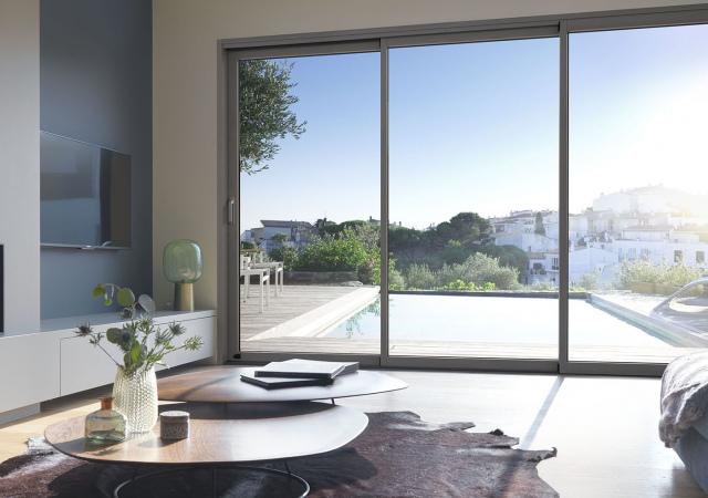Fenêtre Bois Aluminium Meo Fabricant De Fenêtres Et Baies Vitrée